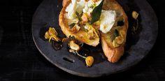 Česnekové chleby s mozzarellou