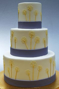 Dandelion wish by Alliance Bakery, via Flickr