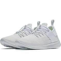 734ef94e48530 Nike Free RN Motion Flyknit 2017 Mens Running Shoes 15 White 880845 ...