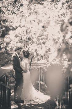 Gorgeous wedding photograph