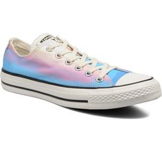 Sneakers Converse Chuck Taylor All Star Ox Photo Real Sunset W Donna sarenzait grigio Sportivo