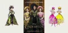 Costume Designer Sandy Powell Weaves Magic Into Cinderella #CinderellaEvent