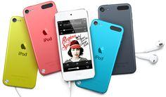 Quiero un iPod.