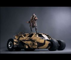 Bane - The Dark Knight Rises 1/6th Scale Collectible Figure