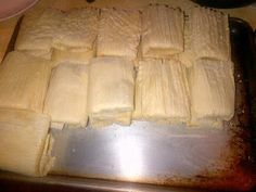 The Comforting Vegan : Vegan Tamales (good masa recipe)
