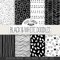 Doodle Designs, Doodle Patterns, Zentangle Patterns, White Patterns, Zentangles, White Pattern Background, Polka Dot Background, The Sims, Black And White Doodle