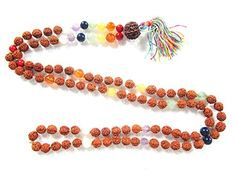 Meditation Mala- Rudraksha Navgraha Beads Japa Mala, Blessed & Energized Necklace Mogul Interior http://www.amazon.com/dp/B00PFIW8MU/ref=cm_sw_r_pi_dp_d2bzub06VT4WN