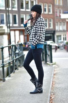 Ideas for Winter Fashion Street Style