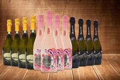 12 Bottles Award-Winning Prosecco