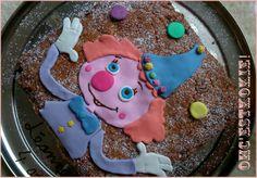 gâteau clown pour anniv circus