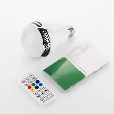 Accessories for Bluetooth Smart LED Light Bulb