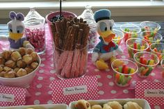 life with a lady: 2nd Birthday Party: A Minnie Mouse Extravaganza