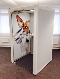 Cool Office, Office Decor, Office Phone, Office Meeting, Office Interiors,  Booth Design, Telephone, Coworking Space, Box