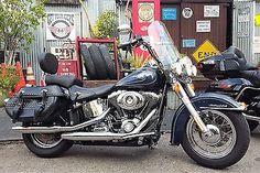 eBay: 2009 Harley-Davidson Softail 2009 Harley-Davidson FLSTC Heritage Softail Classic #harleydavidson usdeals.rssdata.net