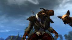 Guild Wars 2 screenshot photobomb
