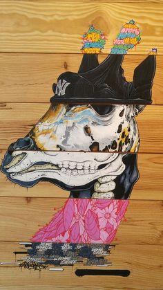 Mausa : premier musée du street art en France | HappyCurio