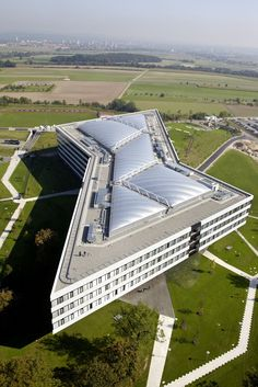 Laces – The ADIDAS office in Herzogenaurach, Germany