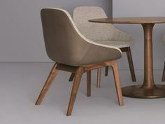 Upholstered chair MORPH DINING MORPH Collection by ZEITRAUM | design Formstelle