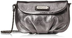 Marc by Marc Jacobs New Q Shine Karlie Cross Body Bag, Gunmetal, One Size Marc by Marc Jacobs http://www.amazon.com/dp/B012A4KNFA/ref=cm_sw_r_pi_dp_yzGtwb18F2HXP