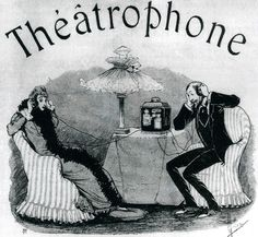 Theatrophone AD