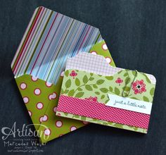 I have made these cute little file folder cards. So easy with olur new Envelope Punch Board. Envelope Punch Board Projects, Envelope Maker, Tarjetas Pop Up, Craft Punches, File Folders, Idee Diy, Paper Punch, Paper Cards, Cute Cards