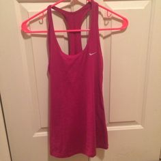 Nike Dri fit tank top Nike Dri fit tank top (new condition) Nike Tops Tank Tops
