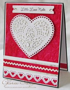 Scraps of Life: Happy Valentine's Day! tutorial