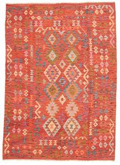 Kilim rug Afghan 243 x 174 cm