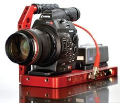 Cinoflex type-C300 Camera System for the Canon EOS C300