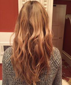 """The """"Infinity Wave"""" Is The Easiest Curling-Iron Trick You'll Learn +#refinery29"""