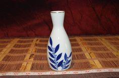 "Asian Porcelain Finest Sake Gekkeikan Bottle Decanter 5 1/4""x2"" #Unknown"