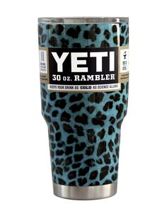 5480c464a9d Custom YETI Rambler Tumbler Cups and Colsters - The widest selection  available anywhere! Professionally hydro-dipped and powder coated for  one-of-a-kind u