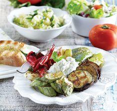 Σχάρας - BBQ Archives - Page 2 of 6 - www. Salad Recipes, Healthy Recipes, Salad Bar, Greek Recipes, Types Of Food, Potato Salad, Spinach, Salads, Food Porn