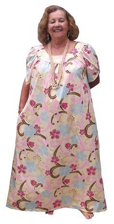 muumuu dress plus size - Google Search | polynesian patterns ...