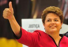Dilma Rousseff, Brazil's first female president