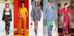 Europe Fashion Men's And Women Wears......: 8 TOP TRENDS FROM MILAN FASHION WEEK