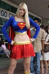 superman costume hot!
