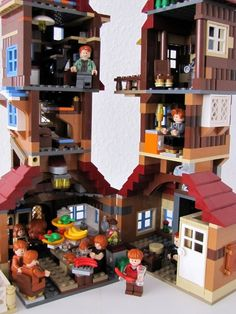 People, start buying me Legos. I am building Hogwarts and the Dursleys and Hogsmeade and the Burrow. People, start buying me Legos. I am building Hogwarts and the Dursleys and Hogsmeade and the Burrow. Lego Harry Potter, Harry Potter Love, Legos, Minifigures Lego, Lego Ninjago, Instructions Lego, Casa Lego, Le Terrier, The Burrow