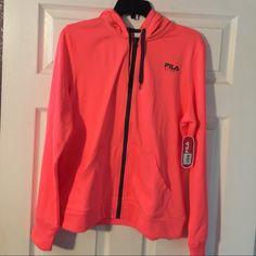 Fila Sport Jacket Women's FILA SPORT Full-Zip Jacket. New never worn. Fila Jackets & Coats