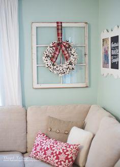That cotton wreath!***