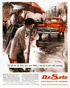 DeSoto 1942