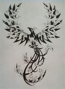 Phoenix Tattoo Design by TheMajesticCarnival on DeviantArt