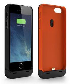 Jackery® Leaf Premium iPhone 5S Charger Case Power Bank for iPhone 5s and iPhone 5 (Black & Orange) Jackery http://www.amazon.com/dp/B00GWYKTCW/ref=cm_sw_r_pi_dp_782Iub1SNACNB