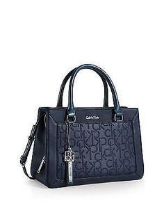 e54eb938d8 Calvin Klein Sadie City Center Zip Carryall Satchel Bag Handbag (Black) –  Zoe's Lifestyle Fashion Bags