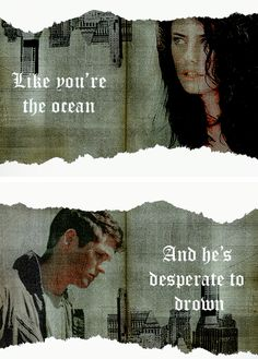 """""""You should've seen the way he was looking at you while you were out."""" I smiled a little. """"How?"""" — The Retribution of Mara Dyer by Michelle Hodkin"""