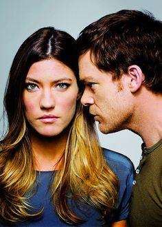 Debra & Dexter Morgan (Dexter)
