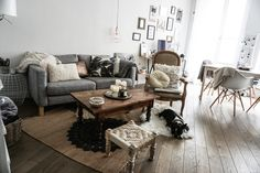 #ROOMTOUR : DECORATION SALON