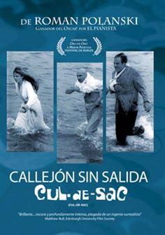 Cul-de-sac (1966) Gran Bretaña. Dir: Roman Polanski. Drama. Sátira. Suspense - DVD CINE 711