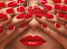 Maquiagem Nars Guy Bourdin Holiday Collection!