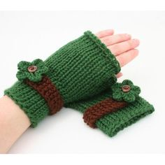 A13 Fingerless Gloves Knitting pattern by KnitsyCrochet | Knitting Patterns | LoveKnitting